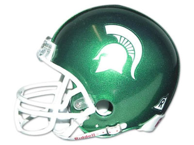 Michigan State Spartans NCAA Mini Helmet