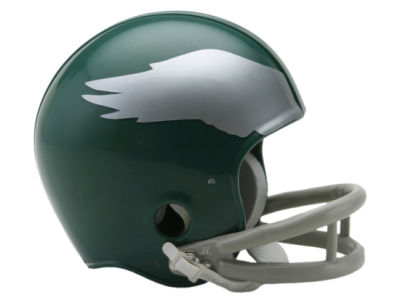 Philadelphia Eagles NFL Mini Helmet