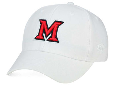 Miami (Ohio) Redhawks Top of the World NCAA White PC Cap
