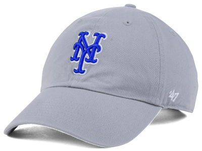 New York Mets '47 MLB Core '47 CLEAN UP Cap