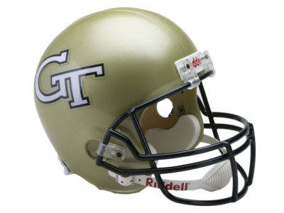 Georgia-Tech NCAA Deluxe Replica Helmet