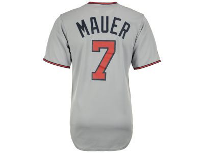 Minnesota Twins Joe Mauer Majestic MLB Replica Player Jersey