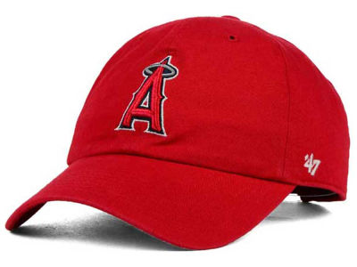 Los Angeles Angels '47 MLB On-Field Replica '47 CLEAN UP Cap