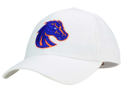 Boise State Broncos Top of the World NCAA White PC Cap