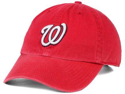 Washington Nationals '47 MLB On-Field Replica '47 CLEAN UP Cap