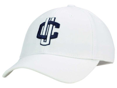 Connecticut Huskies Top of the World NCAA White PC Cap