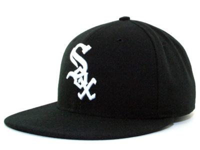 Chicago White Sox New Era MLB Authentic Collection 59FIFTY Cap