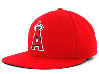 Los Angeles Angels New Era MLB Authentic Collection 59FIFTY Cap