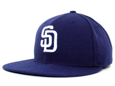 San Diego Padres New Era Kids Auth Coll XP Cap