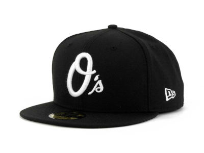 Baltimore Orioles New Era MLB B-Dub 59FIFTY Cap
