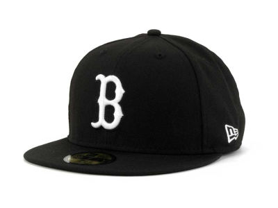Boston Red Sox New Era MLB B-Dub 59FIFTY Cap