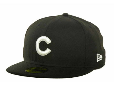 Chicago Cubs New Era MLB B-Dub 59FIFTY Cap