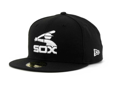Chicago White Sox New Era MLB B-Dub 59FIFTY Cap