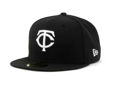 Minnesota Twins New Era MLB B-Dub 59FIFTY Cap