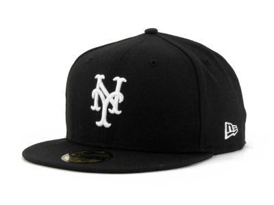New York Mets New Era MLB B-Dub 59FIFTY Cap