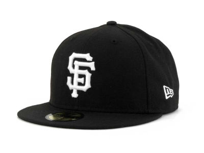 San Francisco Giants New Era MLB B-Dub 59FIFTY Cap