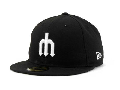 Seattle Mariners New Era MLB B-Dub 59FIFTY Cap