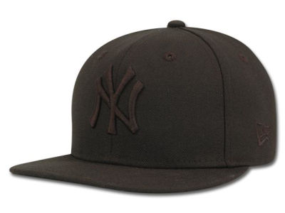 New York Yankees New Era MLB Triple Black 59FIFTY Cap