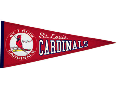 St. Louis Cardinals Cooperstown Pennant