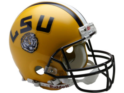 LSU Tigers NCAA Authentic Helmet