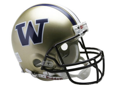 Washington Huskies NCAA Authentic Helmet