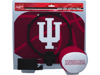 Indiana Hoosiers Slam Dunk Hoop Set