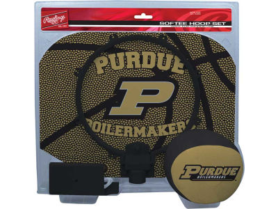 Purdue Boilermakers Slam Dunk Hoop Set