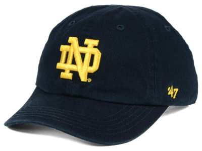 Notre Dame Fighting Irish Toddler '47 Toddler Clean-up Cap