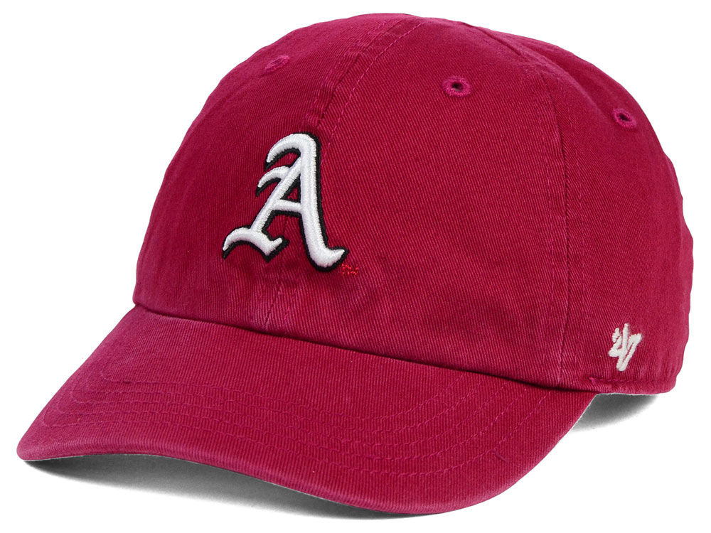 bc2ad3473faf9 new arrivals arkansas razorbacks 47 toddler clean up cap f4c6c cdba2