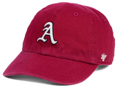 Arkansas Razorbacks Toddler '47 Toddler Clean-up Cap