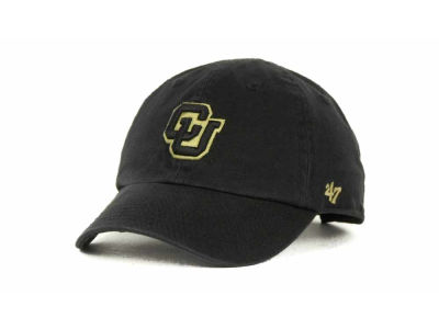 Colorado Buffaloes Toddler '47 Toddler Clean-up Cap