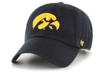 Iowa Hawkeyes Toddler '47 Toddler Clean-up Cap