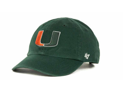 Miami Hurricanes Toddler '47 Toddler Clean-up Cap
