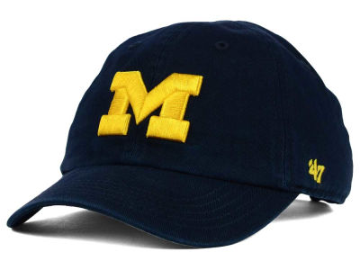 Michigan Wolverines Toddler '47 Toddler Clean-up Cap