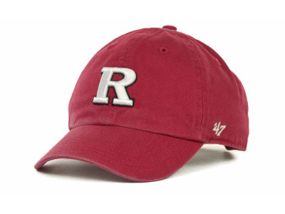 Rutgers Scarlet Knights Child '47 NCAA Kids Clean Up