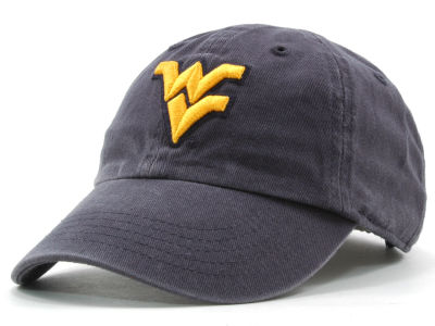 West Virginia Mountaineers '47 Toddler Clean-up Cap