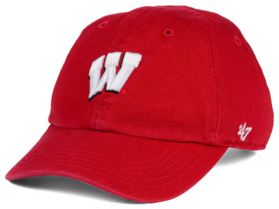 Wisconsin Badgers Toddler '47 Toddler Clean-up Cap