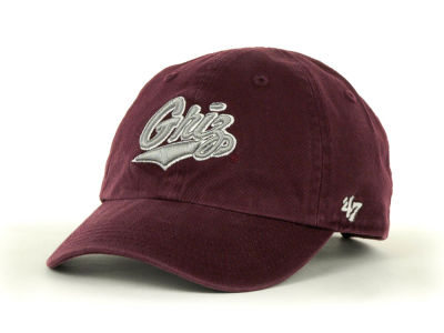 Montana Grizzlies Toddler '47 Toddler Clean-up Cap