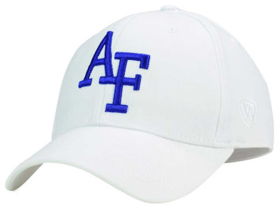Air Force Falcons Top of the World NCAA White PC Cap
