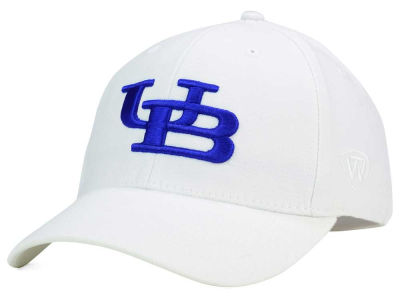 Buffalo Bulls Top of the World NCAA White PC Cap