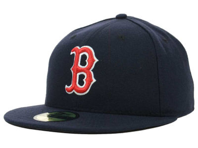 Boston Red Sox New Era MLB Authentic Collection 59FIFTY Cap