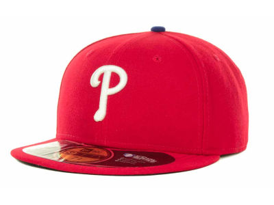 Philadelphia Phillies New Era MLB Authentic Collection 59FIFTY Cap