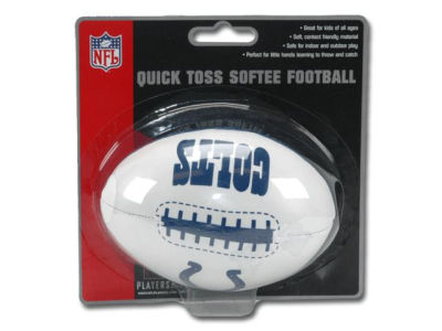 Indianapolis Colts Jarden Quick Toss Softee Football
