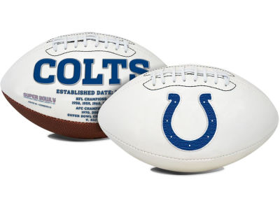 Indianapolis Colts Signature Series Football