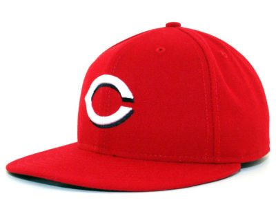 Cincinnati Reds New Era MLB Authentic Collection 59FIFTY Cap