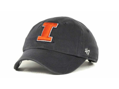 Illinois Fighting Illini '47 NCAA Kids Clean Up