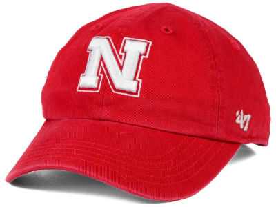 Nebraska Cornhuskers Infant '47 NCAA Kids Clean Up