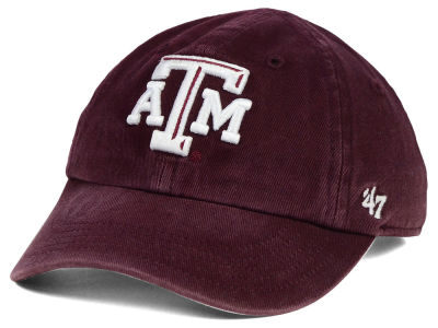 Texas A&M Aggies '47 NCAA Kids Clean Up