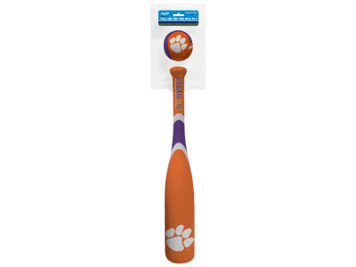 Clemson Tigers Grand Slam Softee Bat and Ball Set