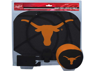 Texas Longhorns Slam Dunk Hoop Set